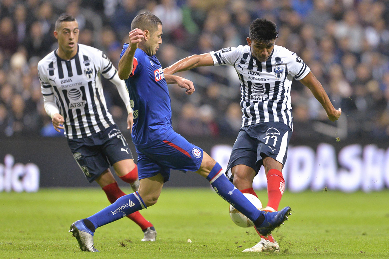 Cruz Azul Monterrey Semifinales Apertura 2018 Goles Liga MX