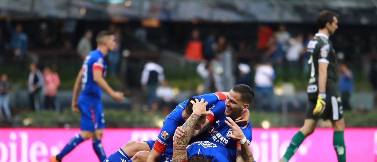 Cruz Azul Monterrey Reacciones Final Apertura 2018