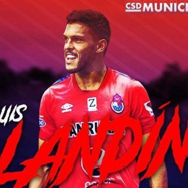 Luis Ángel Landín, Deportivo Municipal, Liga, Guatemala Los Pleyers