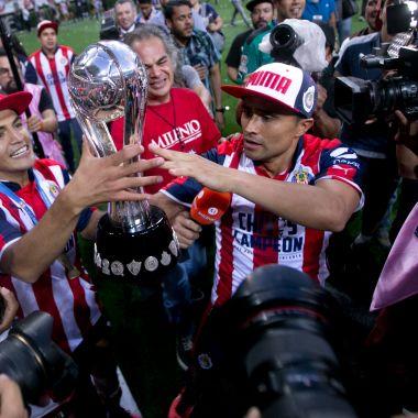 Edwin Hernández, Alan Pulido, Chivas, Clausura 2019 Los Pleyers