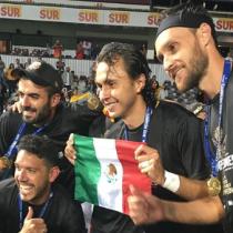 Futbolistas Mexicanos Campeones Costa Rica Herediano