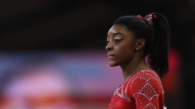 Simone Biles, Abuso Sexual, Nassar, Terapia
