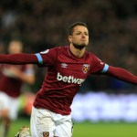 Chicharito Gol West Ham Premier League