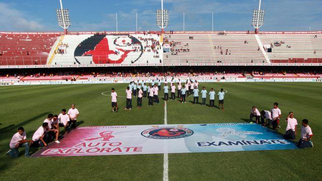 Veracruz Reporta Robo Estadio Pirata Fuente