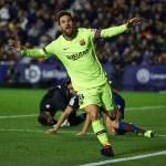Lionel Messi, La Liga, Barcelona, LevanteLionel Messi, La Liga, Barcelona, Levante Los Pleyers
