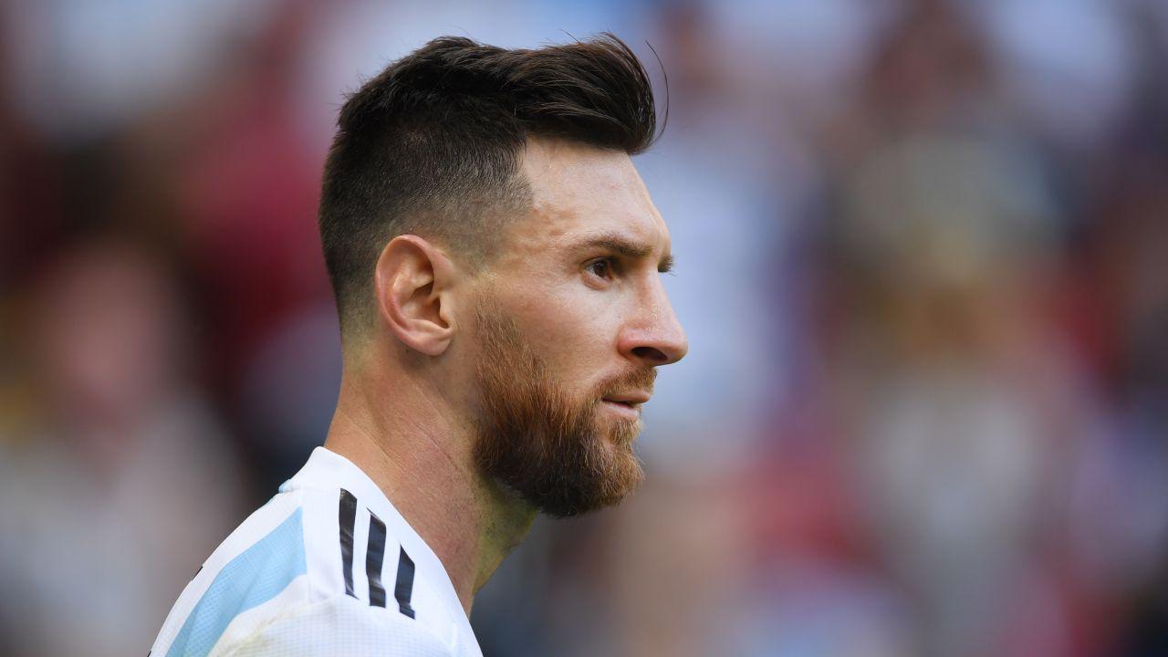 Lionel Messi, Rusia 2018, Croacia, Regalos Los Pleyers