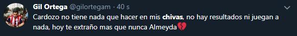 Mundial Clubes, Chivas, Reacciones, Redes Los Pleyers