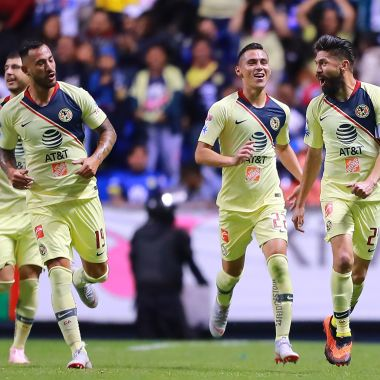 Oribe Peralta América Salida Santos Los Pleyers
