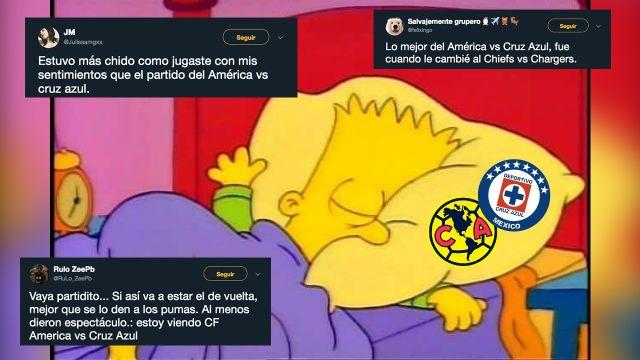 Cruz Azul América Final Liga MX Reacciones Apertura 2018