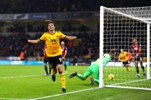 Raúl Jiménez Gol Wolves Bournemouth Los Pleyers