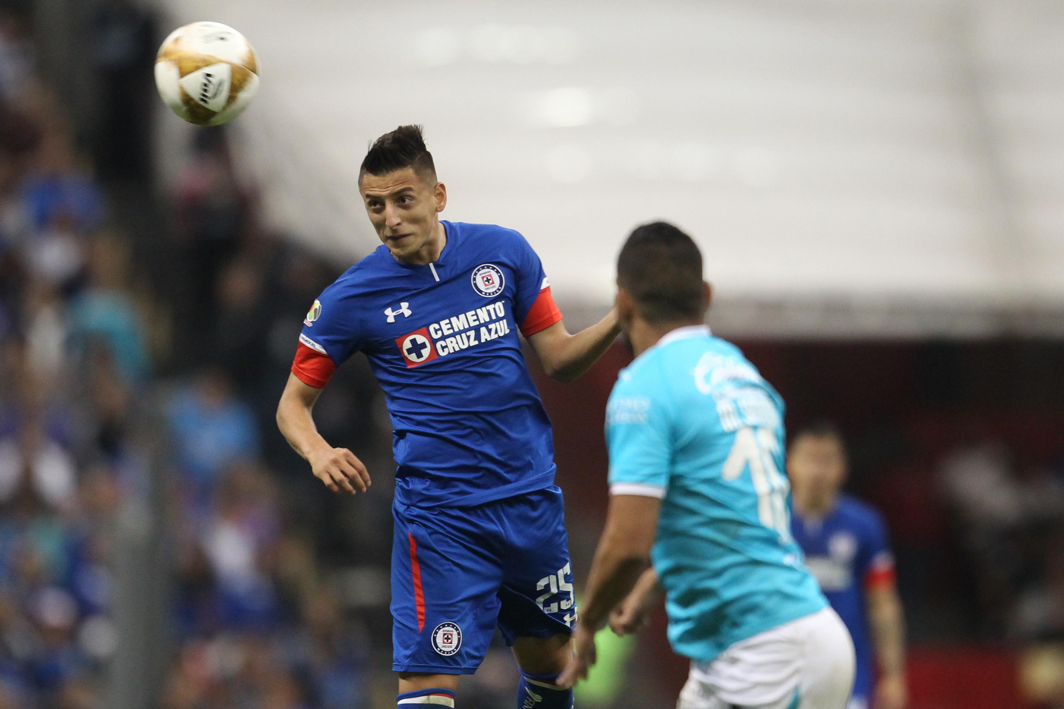 Roberto Alvarado Cruz Azul Los Pleyers