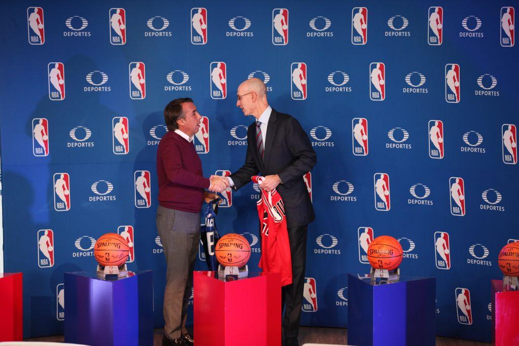 Televisa NBA Acuerdo Transmisión 2018 2021