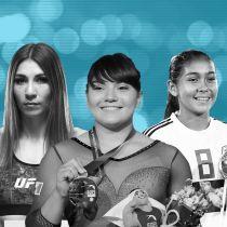 Alexa Moreno, Mujeres, Deporte, Año, 2018