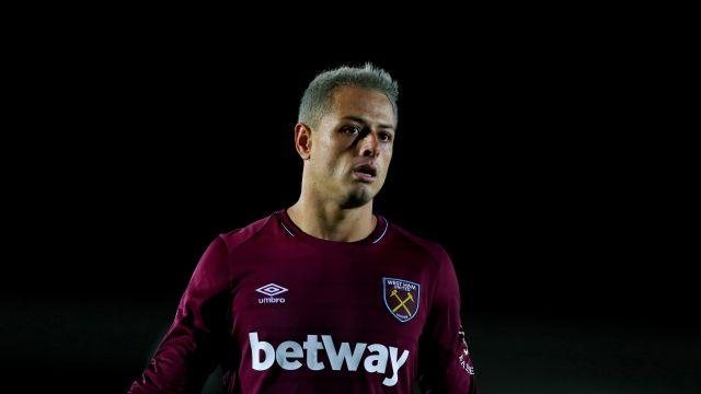 Chicharito Hernández West Ham Valencia Fichaje España