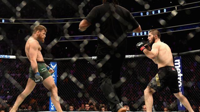 Conor McGregor Pelea Sanción Nurmagomedov UFC 229