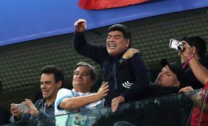 Maradona, Maduro, Apoyo, Gobierno, Izquierda, Venezuela