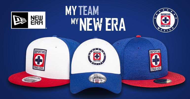 New Era presenta colección con Cruz Azul en Liga MX 875f19f3b98