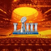 Super Bowl LIII, Los Angeles Rams, New England Patriots, Atlanta Los Pleyers