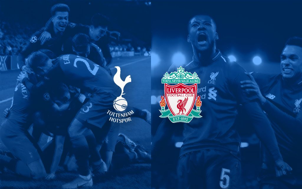 Champions Barcelona Final Messi Liverpool Tottenham