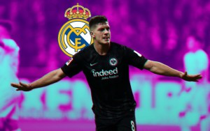 Luka Jovic Real Madrid Fichaje Valor