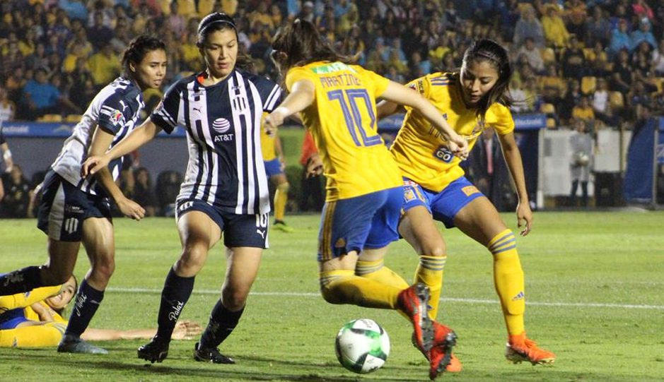 Reacciones Redes Final Regia Femenil Clausura 2019