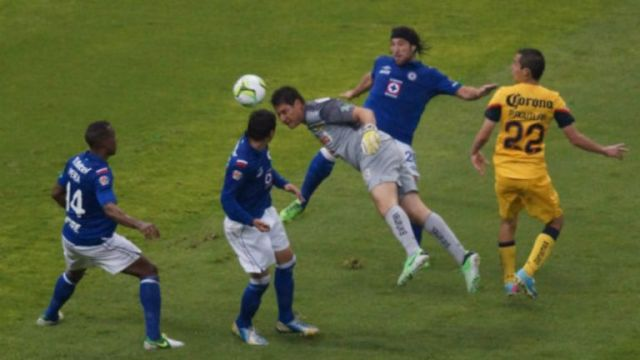 Paul Delgadillo aceptó error en la Final América vs Cruz Azul del 2013