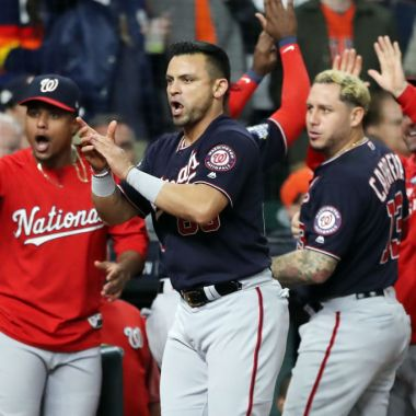 30/10/2019, MLB 2019, Serie Mundial, National, Campeón