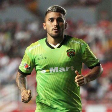 04/01/2020, Gabriel Hachen, FC Juárez, Futbolista, Suspendido