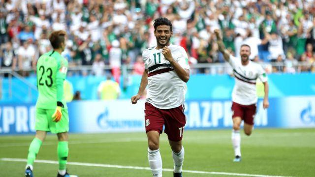 23/06/2018. Carlos Vela no cierra las puertas por completo al Tri de Gerardo Martino y se puede ver su regreso con la Selección Mexicana