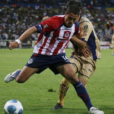 13/03/2010, Amaury Vergara insiste en fichaje de Chicharito a Chivas