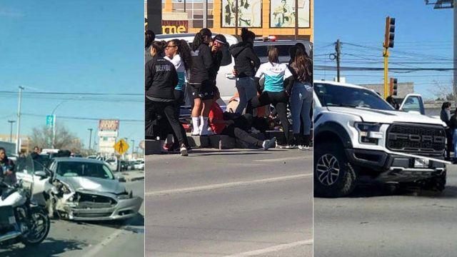 23/01/2020, FC Juárez, Liga Femenil, Lesión, Accidente