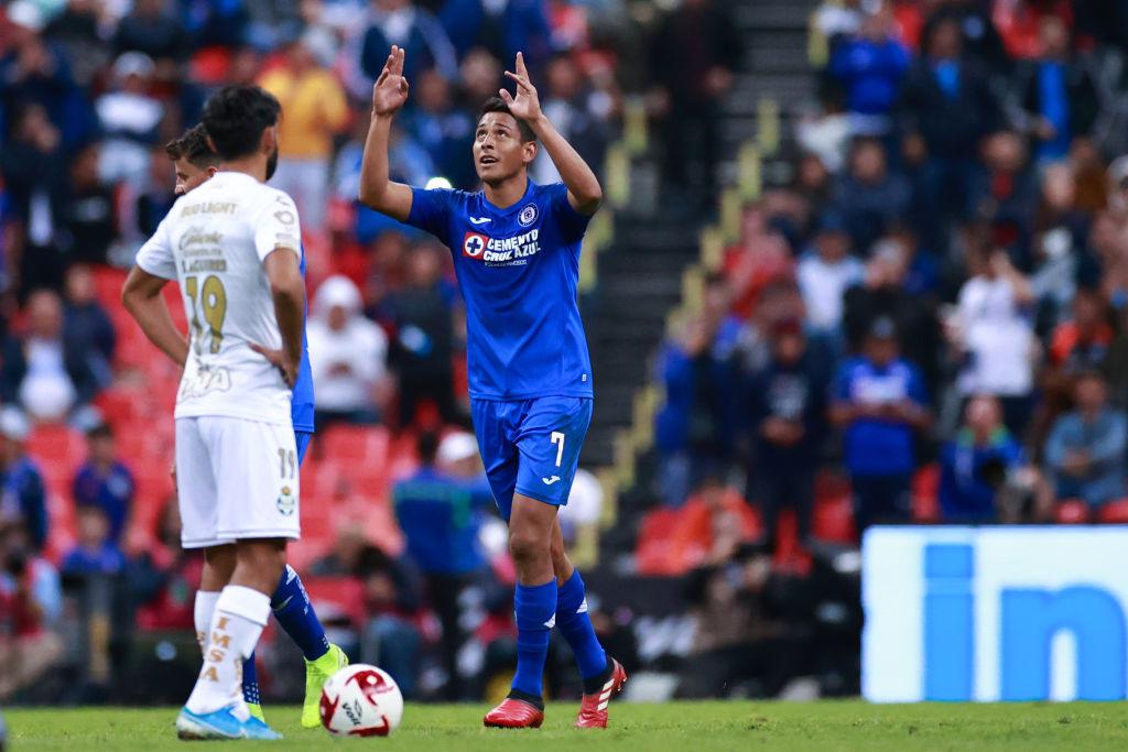 Luis Romo sueña con jugar el Mundial de Qatar 2022 y habla sobre el bueno paso de Cruz Azul