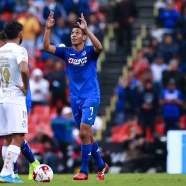 26/01/2020, Luis Romo, Cruz Azul, Refuerzo, Liga MX