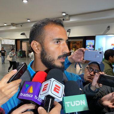 17/12/2019. Guillermo Allison, fiel jugador de Cruz Azul, está muy cerca de ver su salida del club y su carrera seguiría en Costa Rica