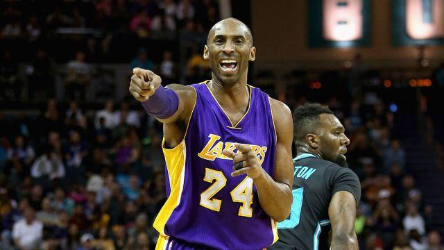 28/12/2015, Muere Kobe Bryant y va al Salón de la Fama del basquetbol