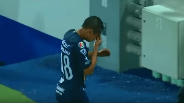 23/01/2020. El Santos vs Pumas de la Copa MX dejó una historia curiosa después de que el árbitro expulsara equivocadamente a Jesús Rivas
