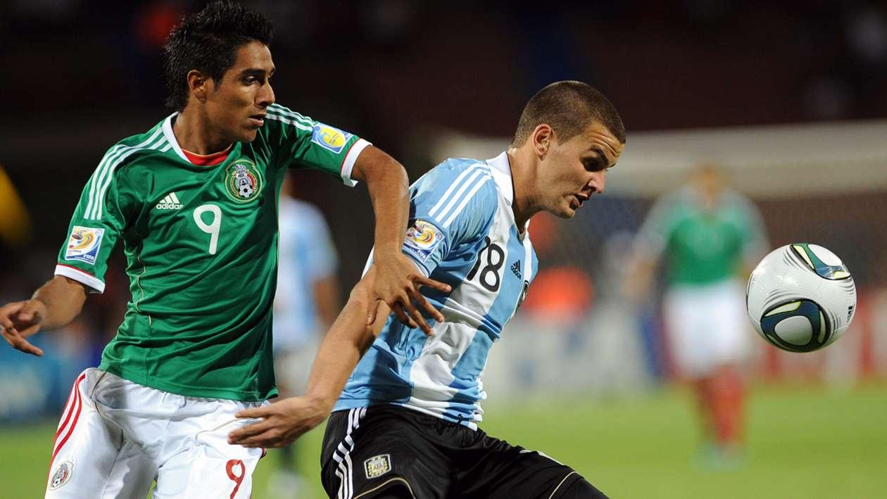 05/01/2020. Taufic Guarch Real Estelí Nicaragua México Los Pleyers, Taufic Guarch en un partido con el Tri.