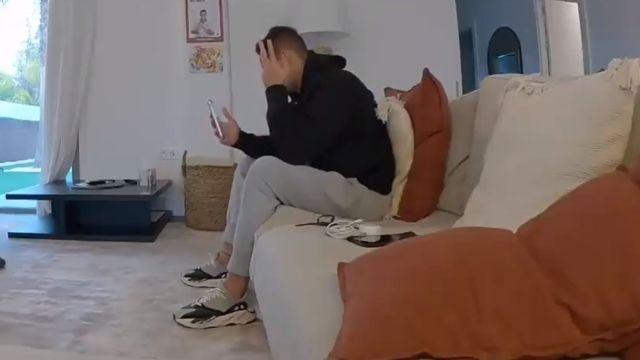 22/01/2020, Javier Hernández, Llora, Europa, LA Galaxy