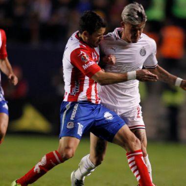 31/01/2020, Árbitro le confesó a Chivas ayuda a San Luis por penales