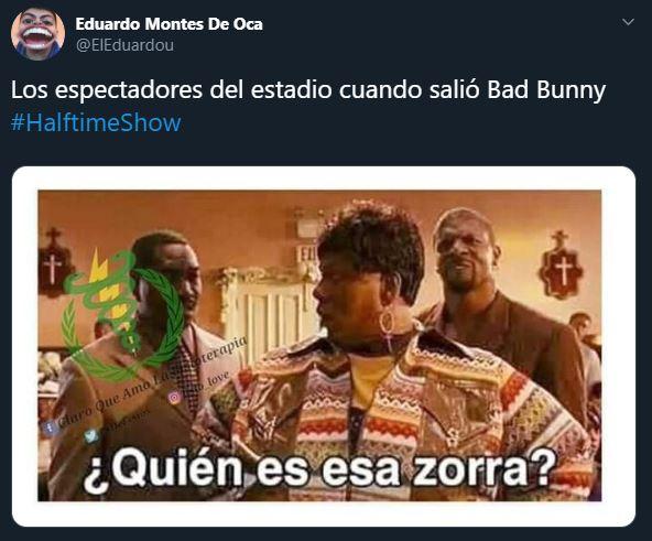 02/02/2020. Bad Bunny Perra Los Pleyers, Memem sobre Bad Bunny.