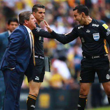 30/09/2018, Arturo Brizio evidencía error de César Ramos en Final de América vs Monterrey