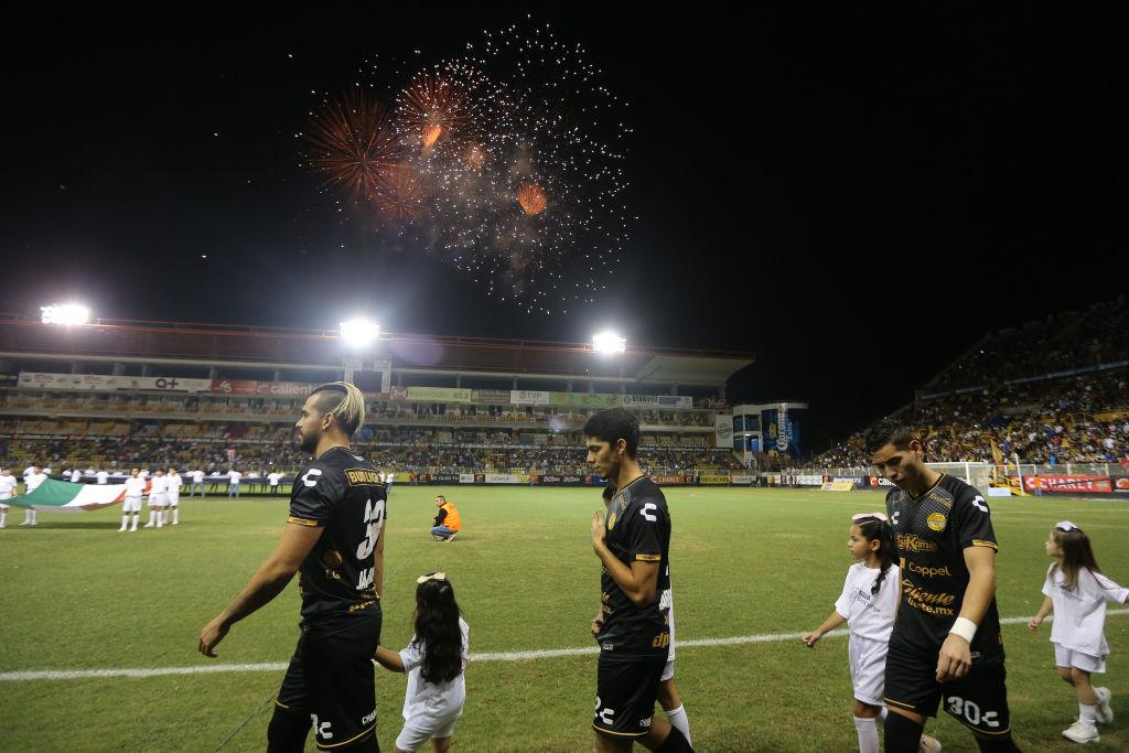 29/11/2018, Ascenso MX, Dorados, Estadio Banorte, Embargo