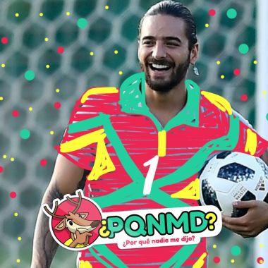 14/02/2020, Checa la historia del cantante Maluma que pudo ser futbolista