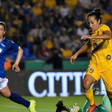 26/02/2020. La igualdad de salarios entre jugadoras de la Liga MX Femenil y futbolistas de la Liga MX es un tema complicado de lograr