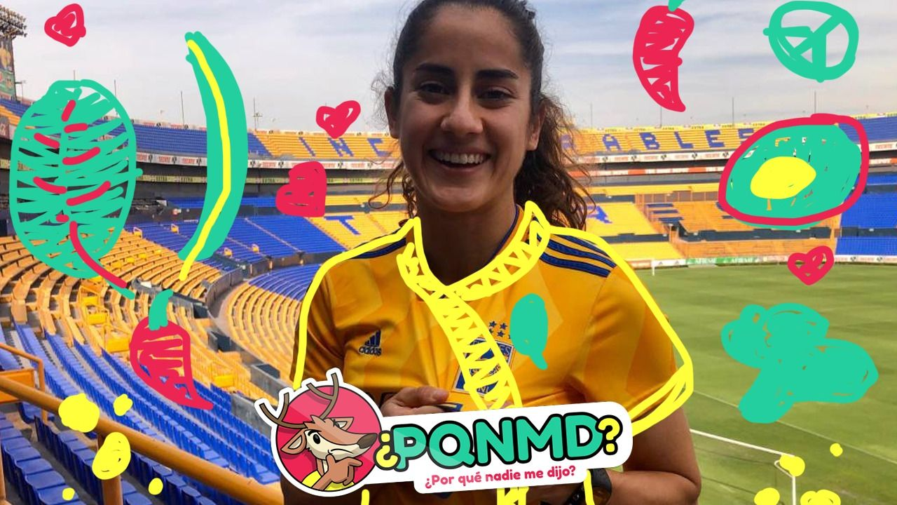 21/02/2020, Sabías que la jugadora de Tigres Femenil y Liga MX Femenil Natalia Gómez Junco es vegana