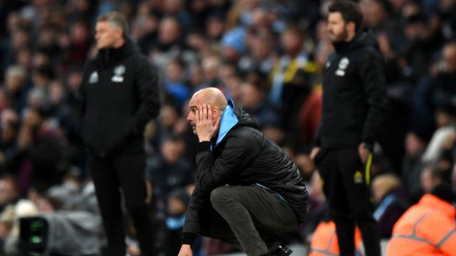 29/01/2020. El Manchester City fue notificado de su expulsión de la Champions League por Fair Play Financiero