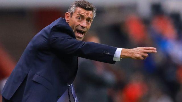 27/07/2019, Caixinha critica a Cruz Azul y al mexicano
