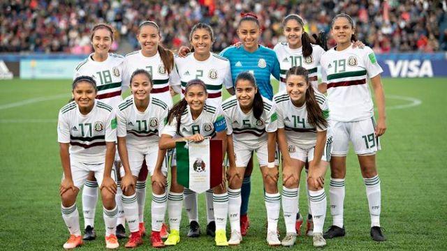 01/12/2018, México será sede del Premundial Femenil Sub 17 de la Concacaf