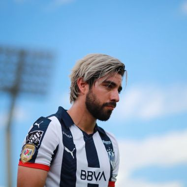 26/01/2020. Rodolfo Pizarro Inter Miami Krasnodar Europa Los Pleyers, Rodolfo Pizarro en nun partido con Monterrey este año.