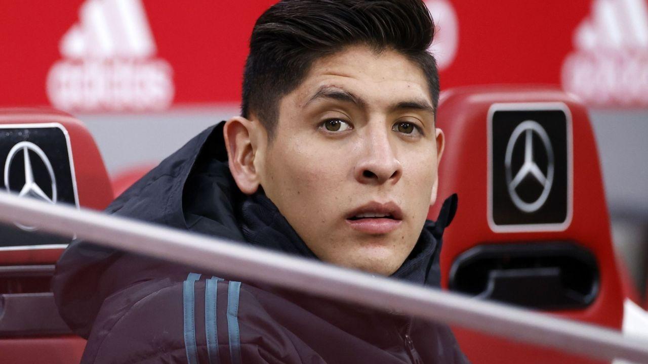 03/02/2020, Edson Álvarez asegura que su adaptación al Ajax ha sido difícil por posición y por temas familiares